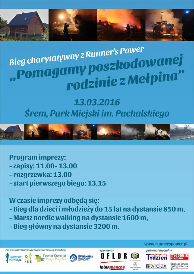 Pomóż rodzinie z Mełpina!