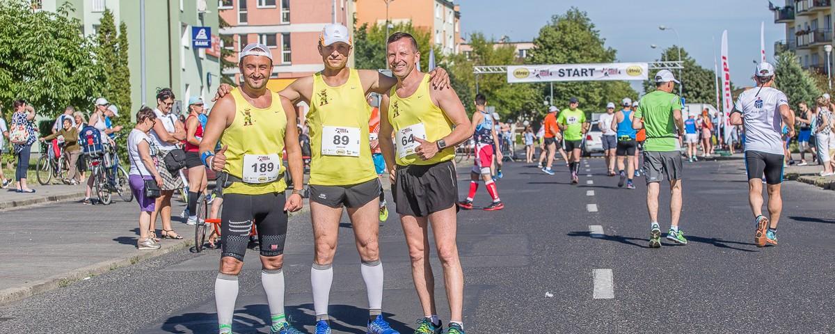 4 Śrem Półmaraton (fot.: Tomasz Twardowski)