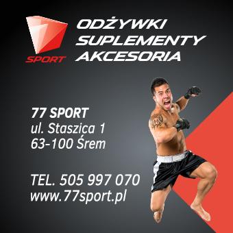 77 Sport reklama