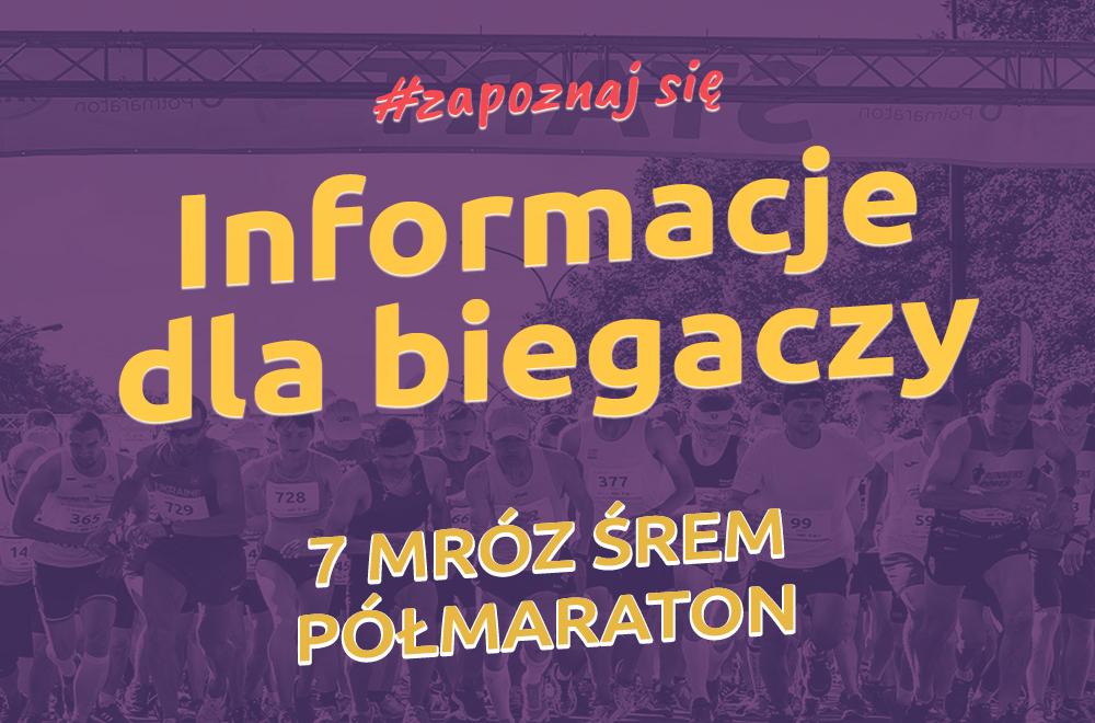 info dla biegaczy