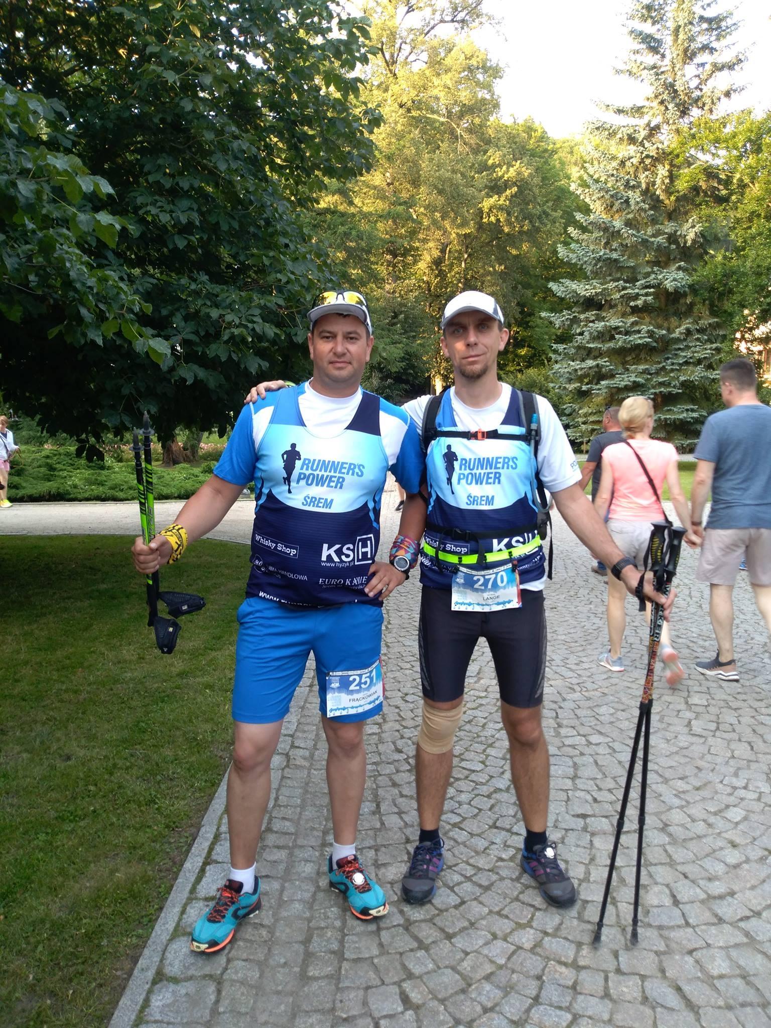 Szymon Lange + Jacek Frąckowiak